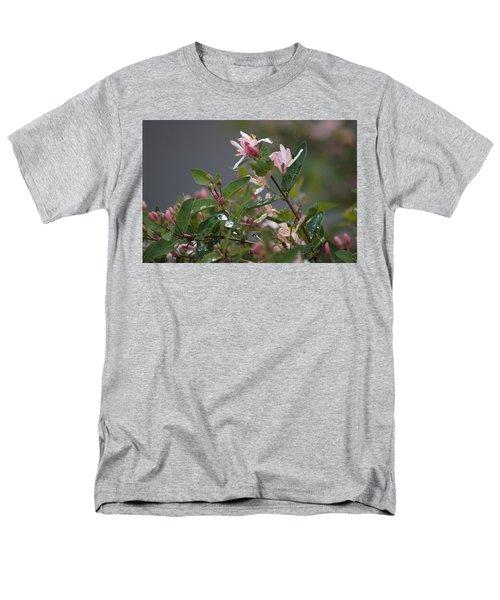 April Showers 7 Men's T-Shirt  (Regular Fit) by Antonio Romero