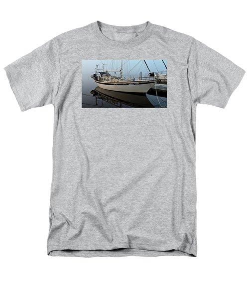 Aqua - Vita Men's T-Shirt  (Regular Fit) by Laura Ragland