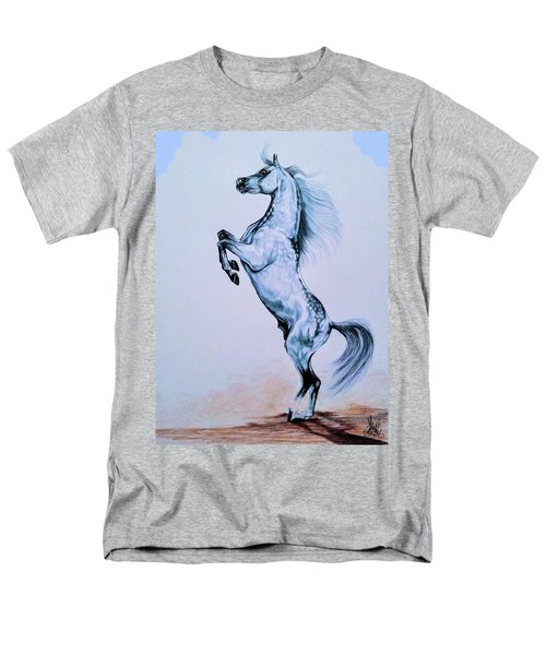Arabian Spirit Of The South Men's T-Shirt  (Regular Fit) by Cheryl Poland