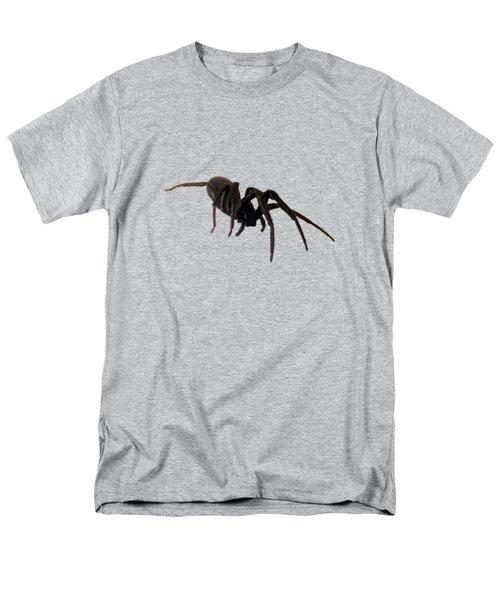 Arachne Noire Men's T-Shirt  (Regular Fit) by Marc Philippe Joly