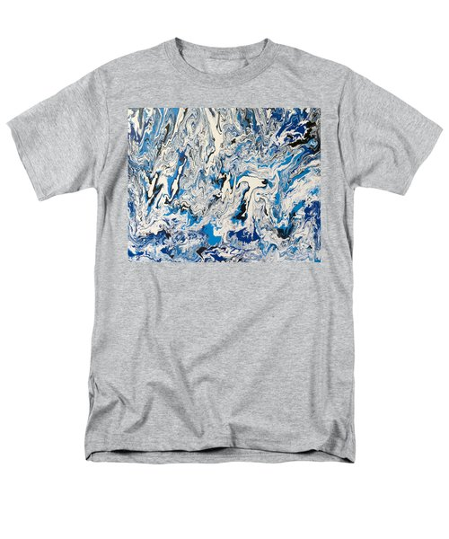 Arctic Frenzy Men's T-Shirt  (Regular Fit) by Teresa Wing