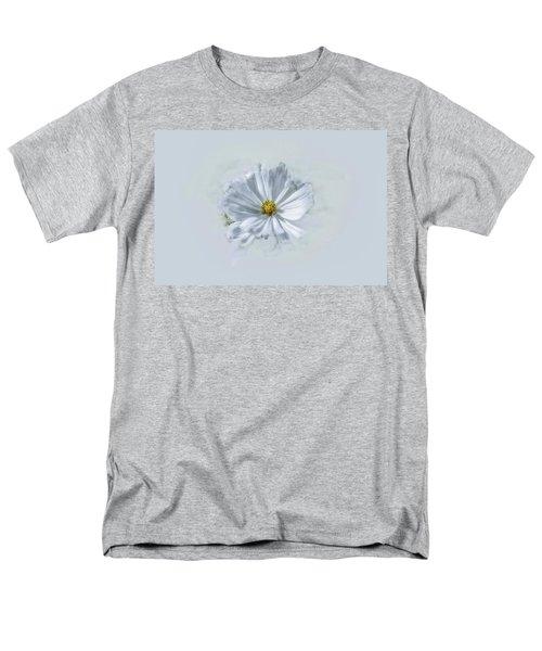 Artistic White #g1 Men's T-Shirt  (Regular Fit)