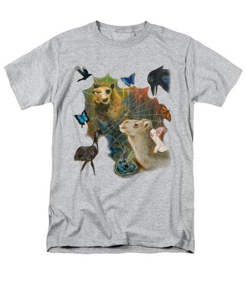 Sacred Journey Men's T-Shirt  (Regular Fit) by Deborha Kerr