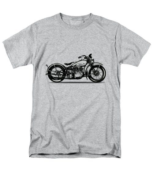 Harley Davidson 1933 Men's T-Shirt  (Regular Fit) by Mark Rogan