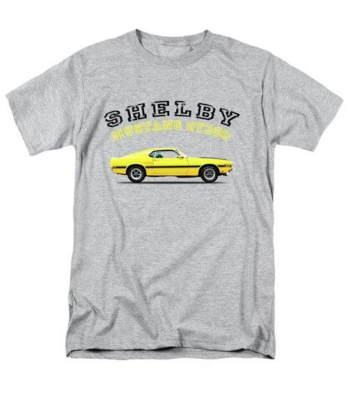Shelby Mustang Gt350 1969 Men's T-Shirt  (Regular Fit) by Mark Rogan
