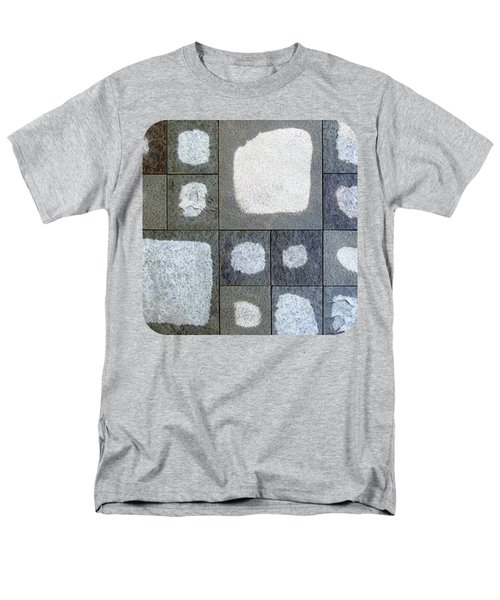 Men's T-Shirt  (Regular Fit) featuring the photograph While We Were Having Lunch It Rained by Ethna Gillespie