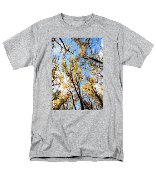 Looking Up Men's T-Shirt  (Regular Fit) by Bill Kesler