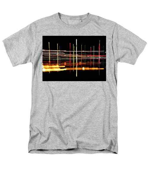 Men's T-Shirt  (Regular Fit) featuring the photograph Cosmic Avenues by Bill Kesler