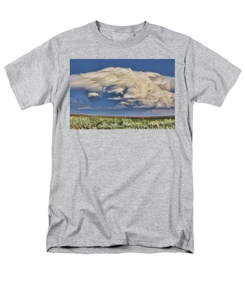 Men's T-Shirt  (Regular Fit) featuring the photograph Cloud Brew by Bill Kesler