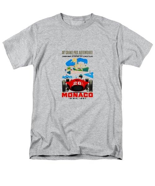 Monaco 1957 Men's T-Shirt  (Regular Fit) by Mark Rogan