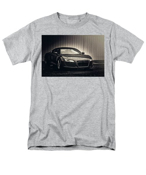 Men's T-Shirt  (Regular Fit) featuring the photograph Audi R8 by Joel Witmeyer