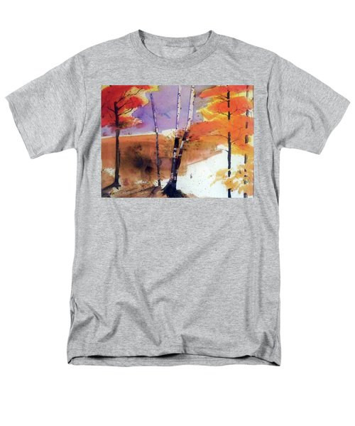 Autumn Men's T-Shirt  (Regular Fit) by Ed Heaton