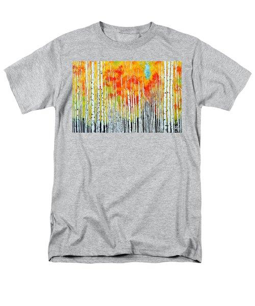 Autumn Men's T-Shirt  (Regular Fit) by Jackie Carpenter