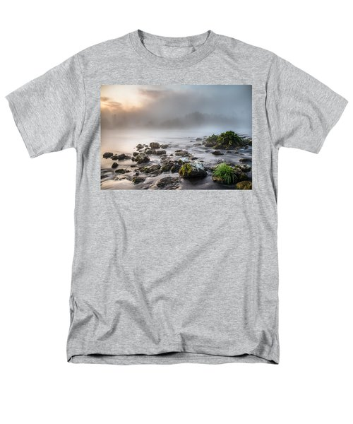 Autumn Morning Men's T-Shirt  (Regular Fit) by Davorin Mance