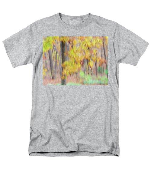 Autumn Splendor Men's T-Shirt  (Regular Fit) by Bernhart Hochleitner