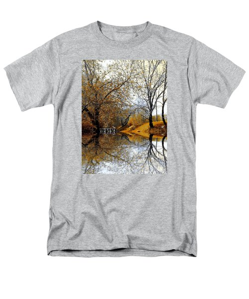 Autumnal Men's T-Shirt  (Regular Fit) by Elfriede Fulda