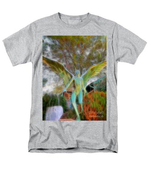 Men's T-Shirt  (Regular Fit) featuring the photograph Awaken by Gina Savage