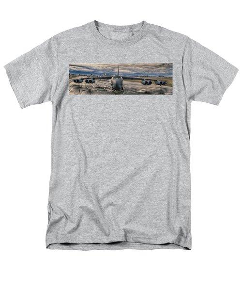 Men's T-Shirt  (Regular Fit) featuring the photograph B-52 by Jim  Hatch