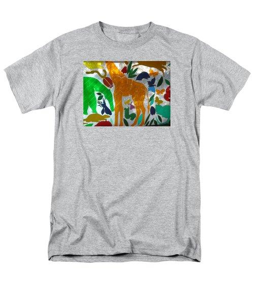Background 2 Men's T-Shirt  (Regular Fit)