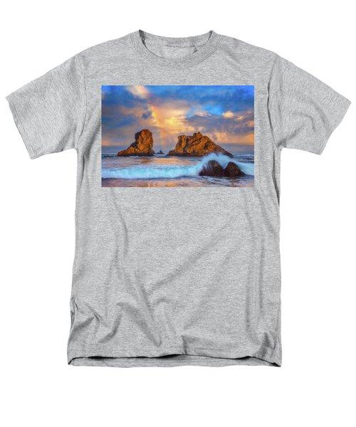 Bandon Rainbow Men's T-Shirt  (Regular Fit) by Darren White