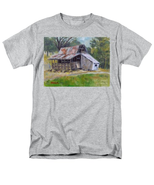Barn Shack Men's T-Shirt  (Regular Fit) by William Reed