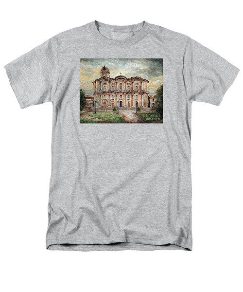 Basilica De San Martin De Tours Men's T-Shirt  (Regular Fit)