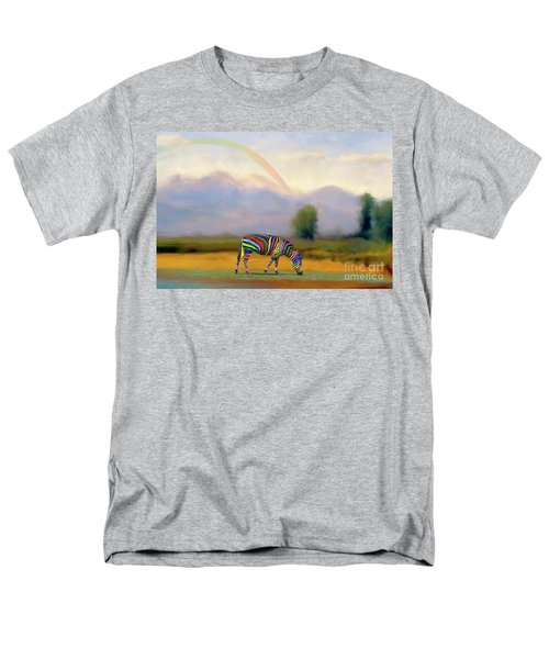 Men's T-Shirt  (Regular Fit) featuring the photograph Be Transformed By The Renewal Of Your Mind by Bonnie Barry