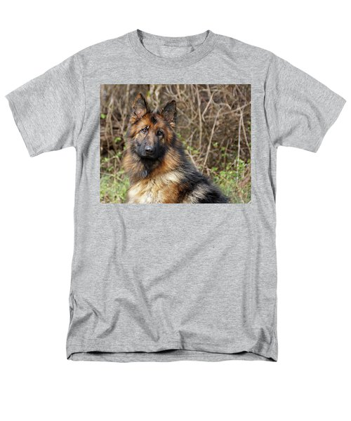 Men's T-Shirt  (Regular Fit) featuring the photograph Beautiful Jessy by Sandy Keeton