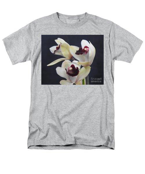Beautiful Orchids Men's T-Shirt  (Regular Fit) by Scott Cameron