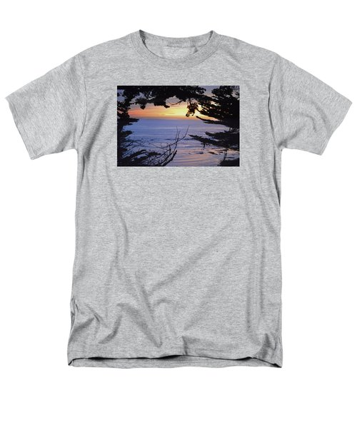 Beautiful Sunset Men's T-Shirt  (Regular Fit) by Alex King
