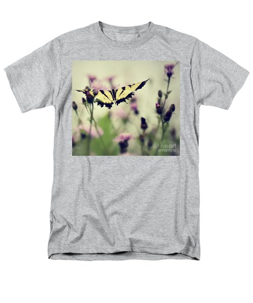 Men's T-Shirt  (Regular Fit) featuring the photograph Beauty And Grace  by Kerri Farley