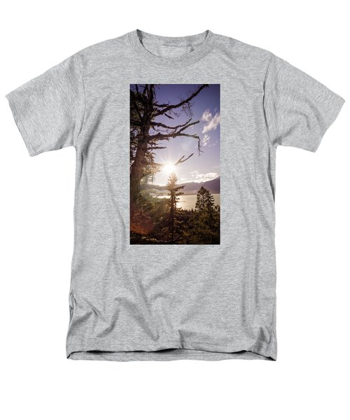 Before Sunset Men's T-Shirt  (Regular Fit) by Michele Cornelius