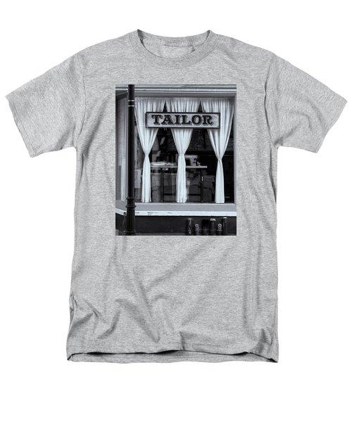 Bellows Falls Tailor Men's T-Shirt  (Regular Fit) by Tom Singleton
