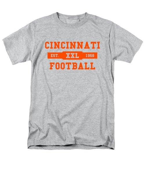 Bengals Retro Shirt Men's T-Shirt  (Regular Fit) by Joe Hamilton