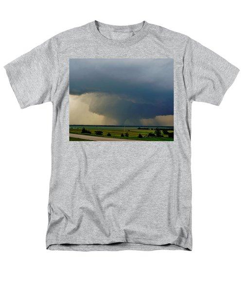 Bennington-chapman Tornado Men's T-Shirt  (Regular Fit) by Ed Sweeney
