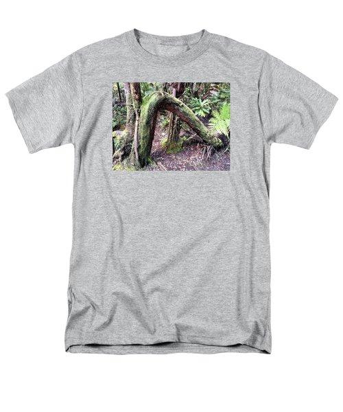 Bent But Not Broken Men's T-Shirt  (Regular Fit) by Russell Keating