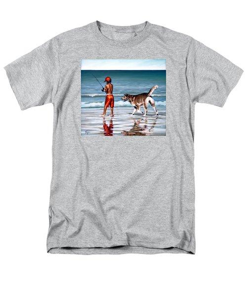 Best Friends II Men's T-Shirt  (Regular Fit)