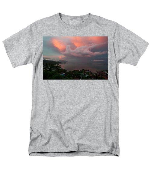Between Rainstorms Men's T-Shirt  (Regular Fit) by Dan McManus