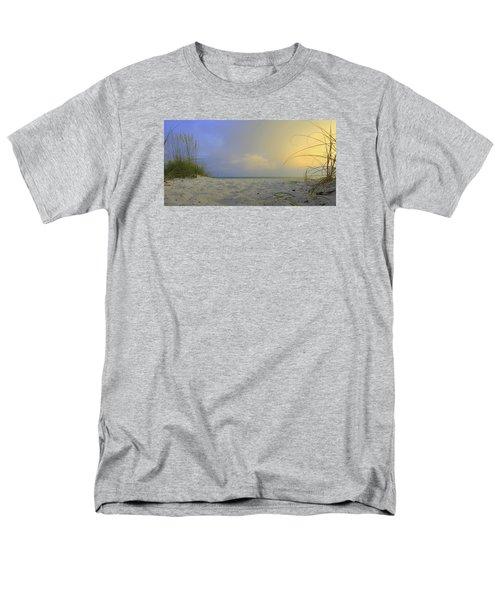 Betwen The Grass Men's T-Shirt  (Regular Fit) by Sean Allen