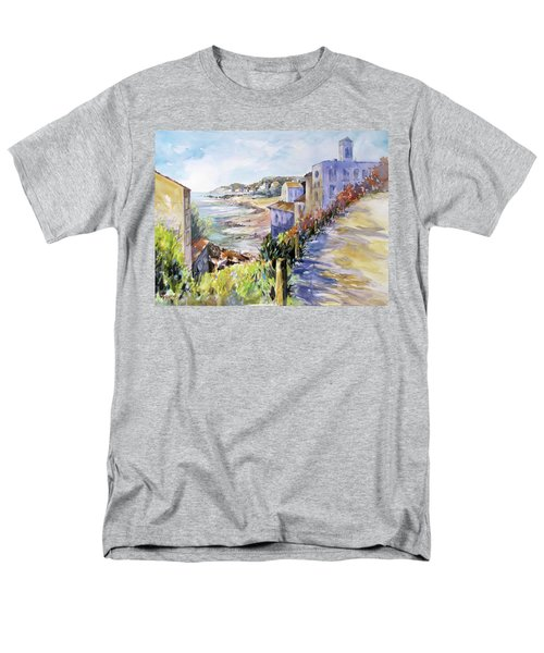Beyond The Point Men's T-Shirt  (Regular Fit)