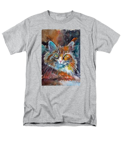 Big Cat Men's T-Shirt  (Regular Fit)