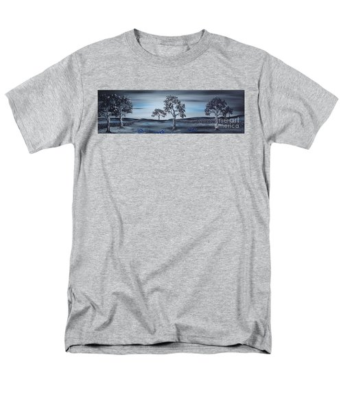 Men's T-Shirt  (Regular Fit) featuring the painting Big Country by Kenneth Clarke