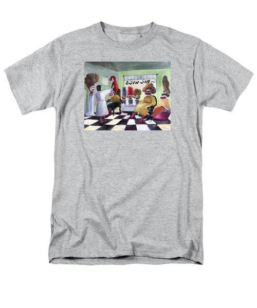 Big Wigs And False Teeth Men's T-Shirt  (Regular Fit)