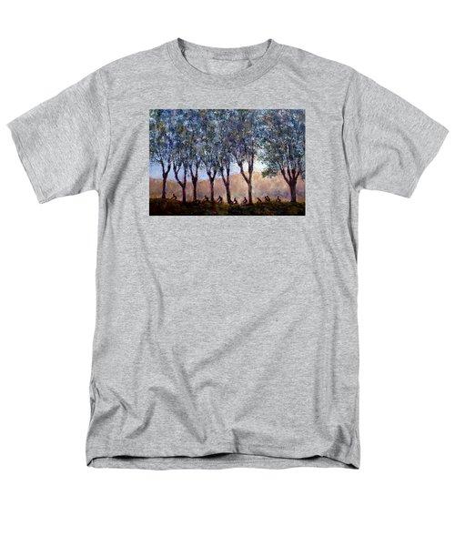 Bikers Of Burgundy Men's T-Shirt  (Regular Fit)