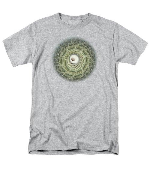 Men's T-Shirt  (Regular Fit) featuring the digital art Biohazard by Anastasiya Malakhova