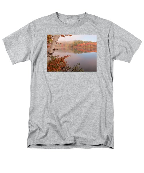 Birch And Beyond Men's T-Shirt  (Regular Fit) by MTBobbins Photography