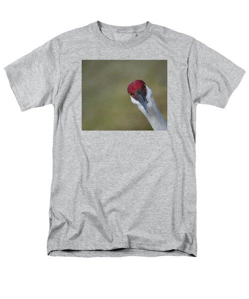 Bird Watching Men's T-Shirt  (Regular Fit) by Elizabeth Eldridge