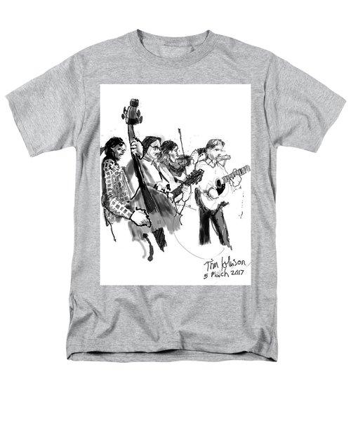 Blacksmith II Men's T-Shirt  (Regular Fit) by Tim Johnson