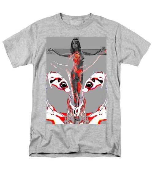 Bled For Life Men's T-Shirt  (Regular Fit) by Tbone Oliver