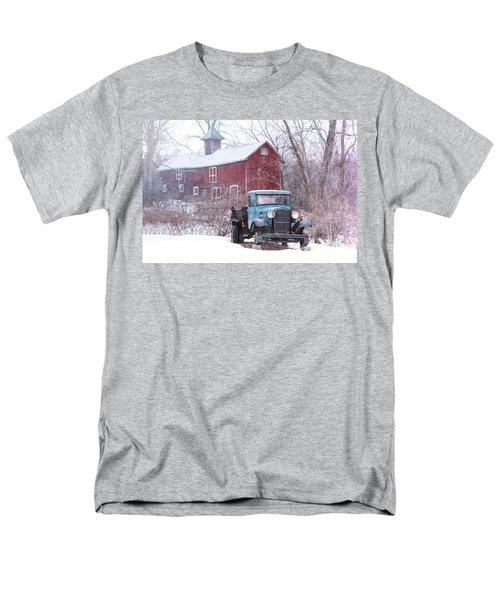 Blocked Men's T-Shirt  (Regular Fit) by Nicki McManus